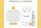 Brightening Face Care: Brightening Reminders, Invitation