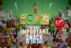 McVitie's go ahead!: The Most Important Snack of the Day