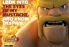 Clash Of Clans: The Eyes Of My Mustache