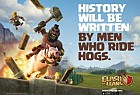 Clash Of Clans: By Men Who Ride Hogs
