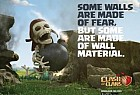 Clash Of Clans: Some Walls Are Made Of Fear