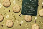 Morrisons: Mince Pies Christmas Wrapping Paper