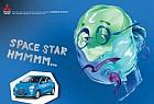 Mitsubishi: No matter what your character is, the new mitsubishi space star with upgraded package, is customized for you.