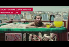 Budget Direct: Captain Risky's Temple of Risk