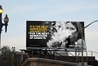 California Tobacco Control Program: Asterisk Billboard