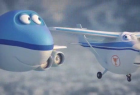 KLM Royal Dutch Airlines: Bluey The Movie