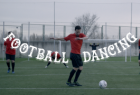 Líbero Magazine: Football Dancing - Can Can