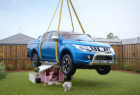 Mitsubishi Australia: The Best Triton Ever Has Landed - Dog