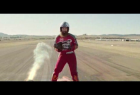 Budget Direct: Captain Risky's Close Call