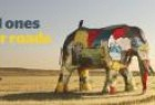 RAC: RAC Elephant In The Wheatbelt print campaign 2015