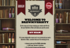 Boundary Road Brewery: Brewniversity Website