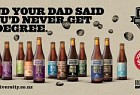 Boundary Road Brewery: Brewniversity Dad Said