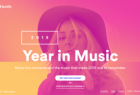 Spotify: Year in Music 2015