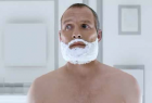 Philips Senso Touch 3D Electric Shaver: Square Jaw