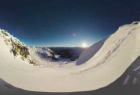 Samsung Galaxy: Ski Jump in 360°