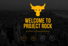 Project Rock: The Rock Clock