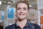 Officeworks: Happy Tax Place - Female