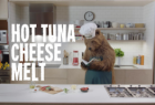 John West: The Lunchtime Social Feed - Cheese Melt