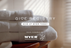 Give Registry: Towels