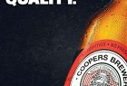 Coopers Sparkling Ale: Consistency is a family quality.