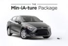 Toyota Yaris iA: The Min-iA-ture Package