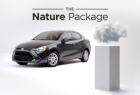 Toyota Yaris iA: The Nature Package