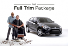 Toyota Yaris iA: The Full Trim Package