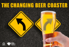 Road Safety Commission of Western Australia: The Changing Beer Coaster