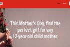 Save the Children: Child Mother's Day