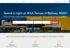 IKEA + Airbnb: Spend A Night At IKEA Tempe
