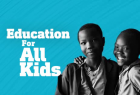 unicef: Fill the Backpack of a Future Genius