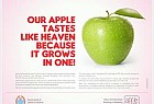 Apple Year Campaign: Heaven