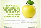 Apple Year Campaign: Bananas
