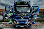 Mercedes: SpaceTruck, 1