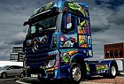Mercedes: SpaceTruck, 2