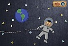 Pronto Costura (Clothes Repair): Astronaut