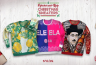 Nylon Agency Lisbon: Rejected and Ugly Christmas Sweater's