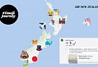 Air New Zealand: Emoji Journey