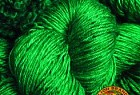 Lion Brand: Green With Envy? Knit