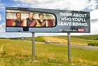 Motor Accident Commission of South Australia: MAC Left Behind - Drink Driving Outdoor