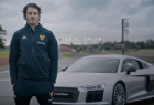 Audi R8: 20 Second Test Drives | Isaac Smith