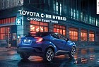 Toyota C-HR: Choose Everything - Club
