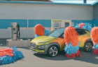Hyundai Kona: Kona Car Wash 45 sec