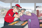Caltex New Zealand: Caltex Locals Handshake