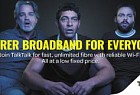 TalkTalk: Fairer Broadband For Everyone