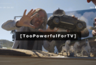 Volkswagen Amarok: Too Powerful for TV