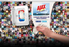 Ajax Spray and Wipe: Social Wipes