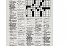 Alzheimer's Foundation: The Hardest Crossword - Katherine's Crossword