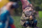 Hive View Outdoor Security Camera: Protect Your Gnomes