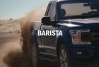 Built Ford Tough: Barista